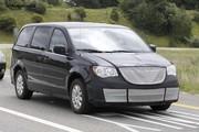 Chrysler Voyager : Facelift sous impulsion transalpine