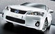 Lexus finalise la CT 200h