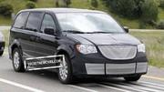 Chrysler Grand Voyager restylé