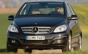La Mercedes Classe B aurait une nouvelle vie en Chine