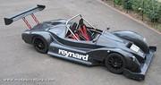Reynard Inverter : 200ch essence ou électrique, une pistarde pour la route