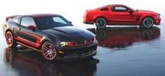 Ford Mustang Boss 302 : exécution ultime de la sportive américaine