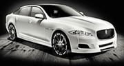 Jaguar XJ75 Platinum Concept : une étude de style dévoilée au Pebble Beach