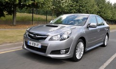 Subaru : Impreza, Legacy... Subaru fait sa rentrée !