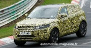 Range Rover Evoque 5-portes : Limitation du risque
