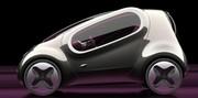 Kia POP : un concept de citadine électrique pour le Mondial de l'automobile