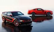 Ford Mustang Boss 302 : le millésime 2012 est arrivé