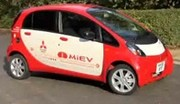 Baisse de tarif pour la Mitsubishi i-MiEV au Royaume-Uni