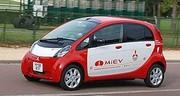 Mitsubishi i-MiEV : baisse des tarifs en Angleterre