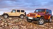Jeep Wrangler : Le grand costaud se fait plus conciliant !