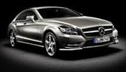 Nouvelle Mercedes CLS : place aux photos officielles