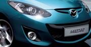 Mazda 2 : restylage au Mondial