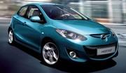 Mazda 2 : Un petit coup de frais !