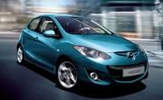 Restylage Mazda 2 : Ravalement de façade