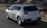 Peugeot 3008 Hybrid4 : Hybride et diesel !