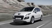 Peugeot 3008 HYbrid4 : sortie au « printemps 2011 »