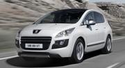 Peugeot 3008 HYbrid4 : Premier de cordée