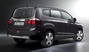 Chevrolet Orlando : A mi-chemin entre monovolume et crossover