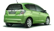 Honda Jazz Hybride: sur un air d'hybridation
