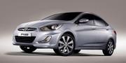 Hyundai RB Concept : Berline compacte élancée