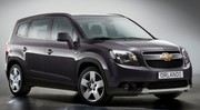 Chevrolet Orlando : Un zeste de Far West