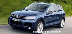 Volkswagen Touareg R : R comme Radical