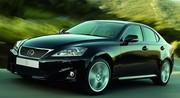Lexus IS restylée