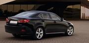 La gamme Lexus IS remodelée