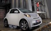 Toyota iQ : Petit coup de pouce pour la puce