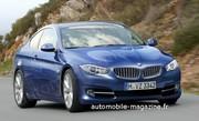 BMW Série 3 Coupé 2013 : Le troisième élément