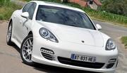 Essai Porsche Panamera V6 3.6 300 ch : Petit cœur, grande routière