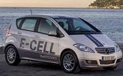 Mercedes Classe A E-Cell : Première étape