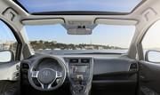 Toyota Verso S, monospace taille S