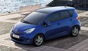 Toyota Verso-S : monospace compact