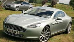 Essai Aston Martin Rapide face à Jaguar XJ Supercharged : Filons à l'anglaise