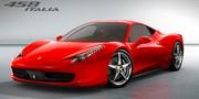 Ferrari rappelle la 458 Italia