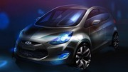 Hyundai iX20 : première image