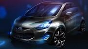 Hyundai ix20 : Un nouveau monospace compact