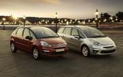 Citroën C4 Picasso & Grand C4 Picasso : Mise à jour stylistique et technique