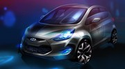 Hyundai ix20 : Une touche de glamour ?