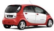 Mitsubishi i-MiEV : entre 33.000 et 35.000 euros avant aides gouvernementales