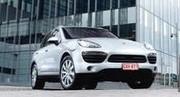Essai Porsche Cayenne S Hybrid