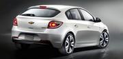 Chevrolet Cruze : Avec un hayon plutôt qu'un coffre !