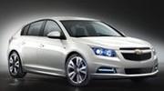Chevrolet Cruz 5 portes : Le renouveau de la marque se confirme