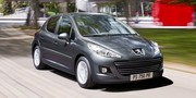 Top des ventes en France : la Peugeot 207 d'une tête