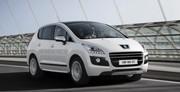 Peugeot3008 HYbrid 4 : Conversion réussie au 4x4 !