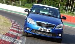 Essai Skoda Fabia RS 1.4 TSi 180 : Cure de sportivité