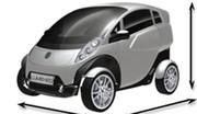 Lumeneo Neoma : mini citadine électrique au Mondial de l'automobile