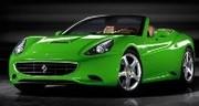 Une Ferrari « verte » attendue au Mondial de l'automobile