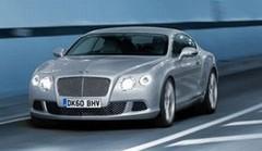 Bentley Continental GT restylée : Sortie du tunnel prématurée